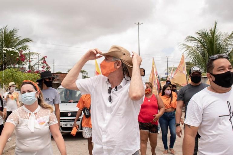 """Ricardo Coutinho 4 - """"Frente"""" com que Ricardo sonhou não prospera nas eleições deste ano"""