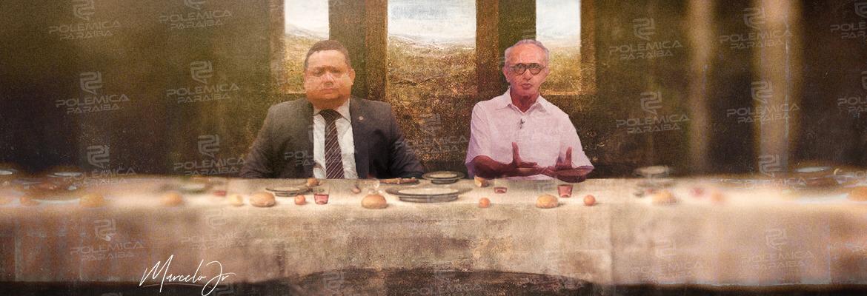 Santa Ceia candidatas - Em noite de pesquisa Ibope, 11 candidatos a vereador e 2 candidatos a prefeito participam de Santa Ceia na Assembleia de Deus
