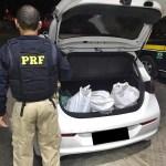 WhatsApp Image 2020 10 01 at 11.40.47 - Polícias Rodoviária Federal e Militar prendem homem com mais de 33 kg de maconha no sertão paraibano
