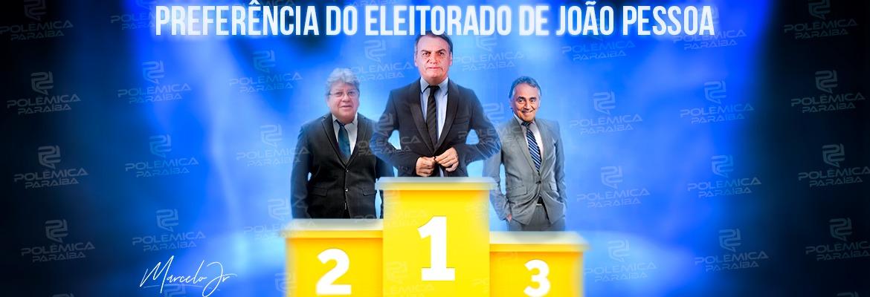 WhatsApp Image 2020 10 06 at 11.01.58 - IBOPE EM JOÃO PESSOA: Bolsonaro supera João Azevêdo e Luciano Cartaxo em avaliação positiva
