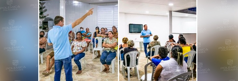 WhatsApp Image 2020 10 06 at 11.25.40 - João Almeida visita bairro de Cruz das Armas e relata críticas dos moradores sobre a falta de equipamentos de saúde