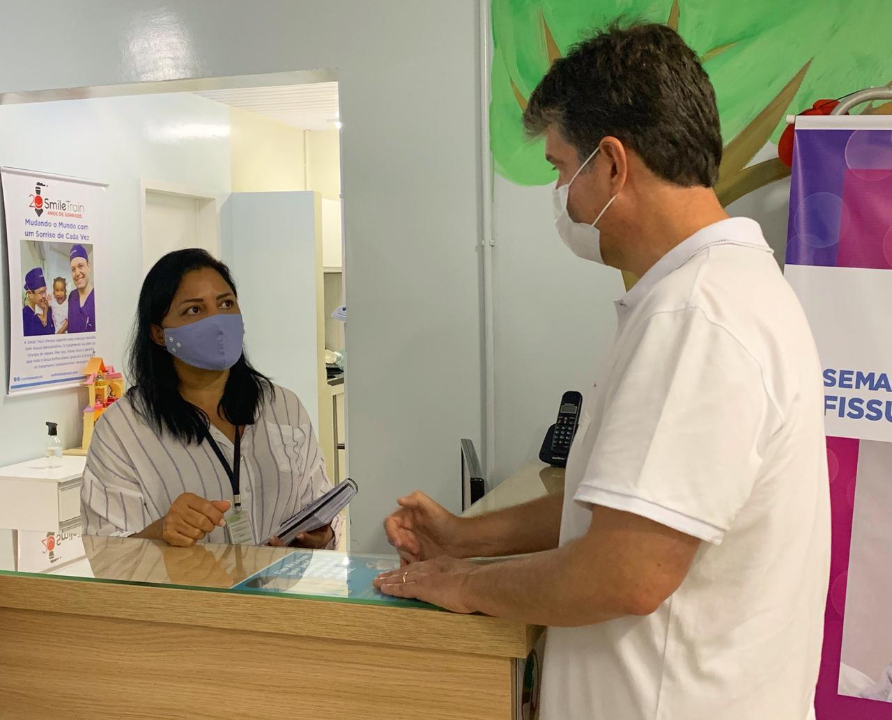 WhatsApp Image 2020 10 06 at 15.26.32 - Saúde: Ruy propõe parcerias com hospitais filantrópicos e HU para acabar com filas na saúde