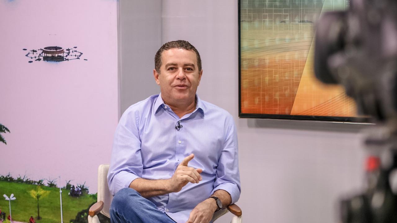 WhatsApp Image 2020 10 06 at 16.35.36 - Combate à pobreza será prioridade em seu plano de governo, diz João Almeida