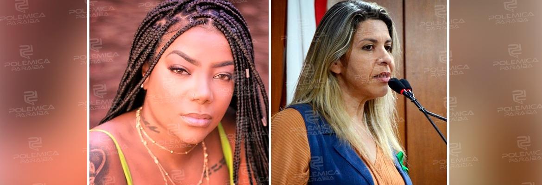 """WhatsApp Image 2020 10 07 at 14.56.00 - Ludmilla é chamada maconheira e traficante por Eliza: """"Criminosa, ela tem que pagar por isso"""" - VEJA VÍDEO:"""