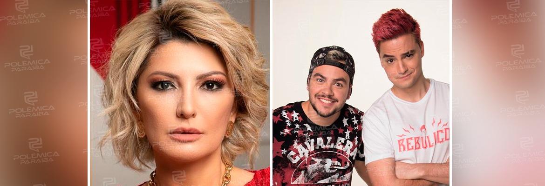 WhatsApp Image 2020 10 08 at 14.39.49 - Antônia Fontenelle vira ré em processo movido por Felipe e Lucas Neto