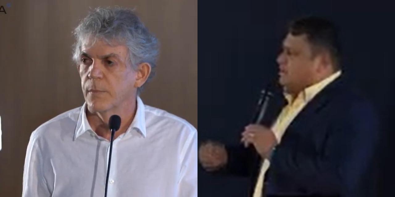 WhatsApp Image 2020 10 08 at 19.16.49 - SETOR PRODUTIVO: em primeiro debate, Ricardo critica falhas no combate à pandemia e Wallber acena a empresários