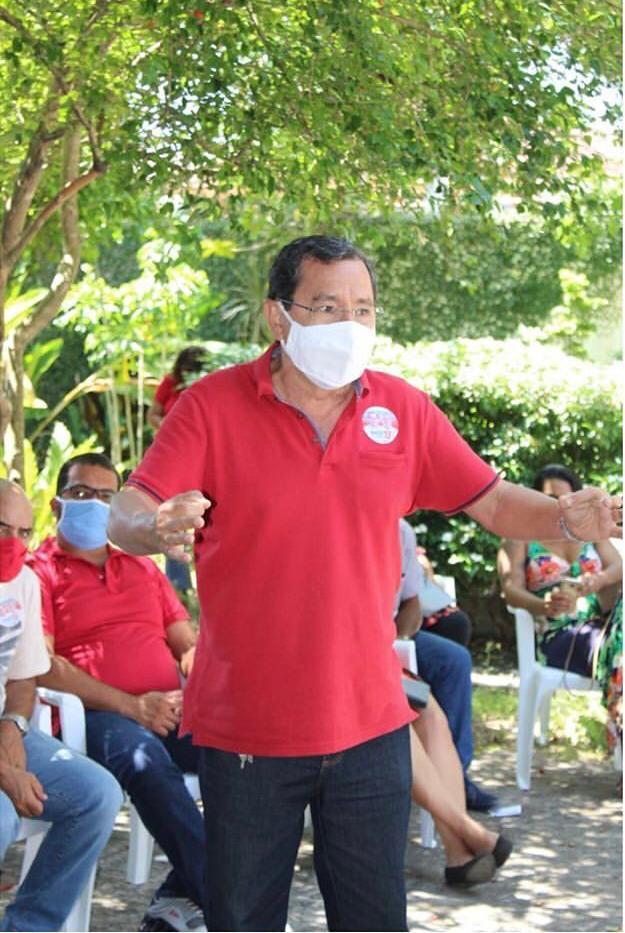 WhatsApp Image 2020 10 13 at 17.07.00 - Anísio Maia defende políticas sustentáveis, ônibus menos poluentes e ajuda da população de JP