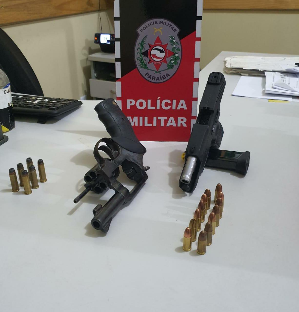 WhatsApp Image 2020 10 17 at 18.35.24 - PEDRAS DE FOGO: candidatos a vereadores e militares de Manoel Júnior são presos por porte ilegal de arma, e intimidação de eleitores; confira