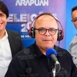 WhatsApp Image 2020 10 19 at 12.10.19 - NESTA TERÇA-FEIRA: Arapuan Verdade divulga pesquisa Consult para Prefeitura de João Pessoa