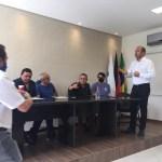 WhatsApp Image 2020 10 20 at 13.05.14 - ELEIÇÕES 2020: Cícero recebe apoio de mais dois sindicatos em João Pessoa