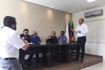 ELEIÇÕES 2020: Cícero recebe apoio de mais dois sindicatos em João Pessoa