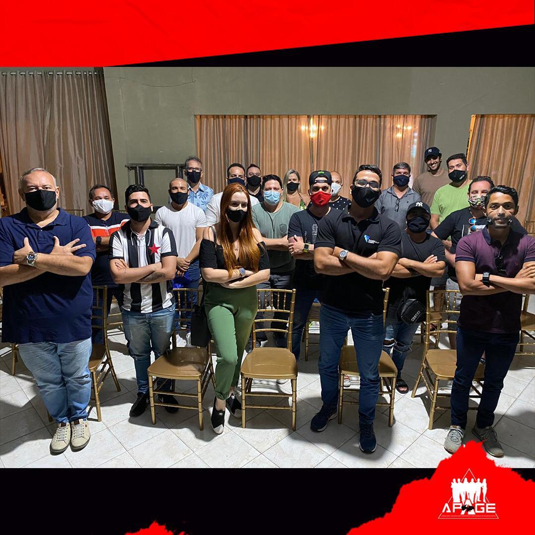 WhatsApp Image 2020 10 22 at 12.41.28 - Associação de Profissionais de Eventos se reúne e define por novo protesto na capital