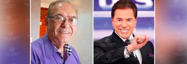 WhatsApp Image 2020 10 27 at 16.34.51 - Paraibano lança livro com bastidores da candidatura de Silvio Santos à presidência da República em 1989