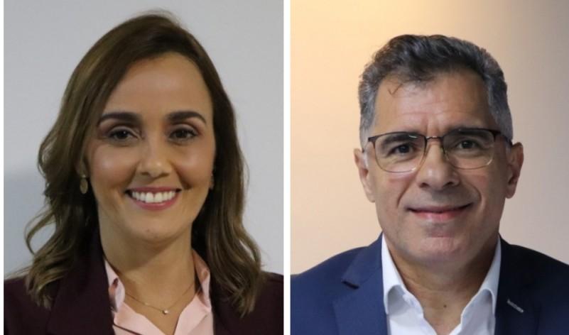 ana 2 - 'Tem fixação pela gestão de Veneziano': Ana Cláudia rebate criticas de Artur Bolinha durante debate