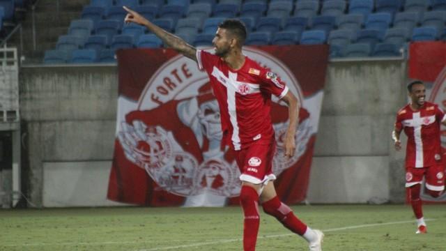 augusto - Atlético de Cajazeiras sofre derrota para o América-RN e segue na lanterna