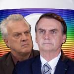 "bial01 - Bial chama Bolsonaro de ""desclassificado e meio"""