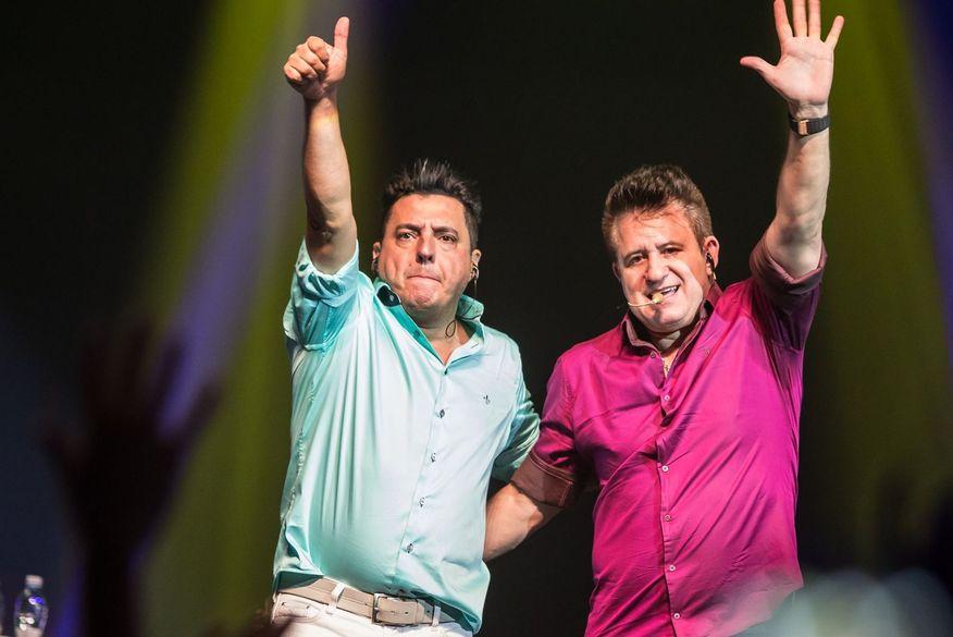 bruno  marrone - Após rumores de separação, Bruno e Marrone anunciam novo trabalho