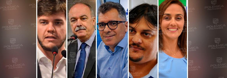 Acompanhe a agenda dos candidatos a prefeito de Campina Grande nesta quinta-feira