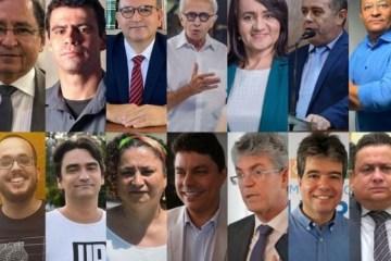 Acompanhe a agenda dos candidatos a prefeito de João Pessoa nesta quinta-feira (22)