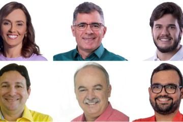 Acompanhe a agenda dos candidatos a prefeito de Campina Grande nesta quinta-feira (22)