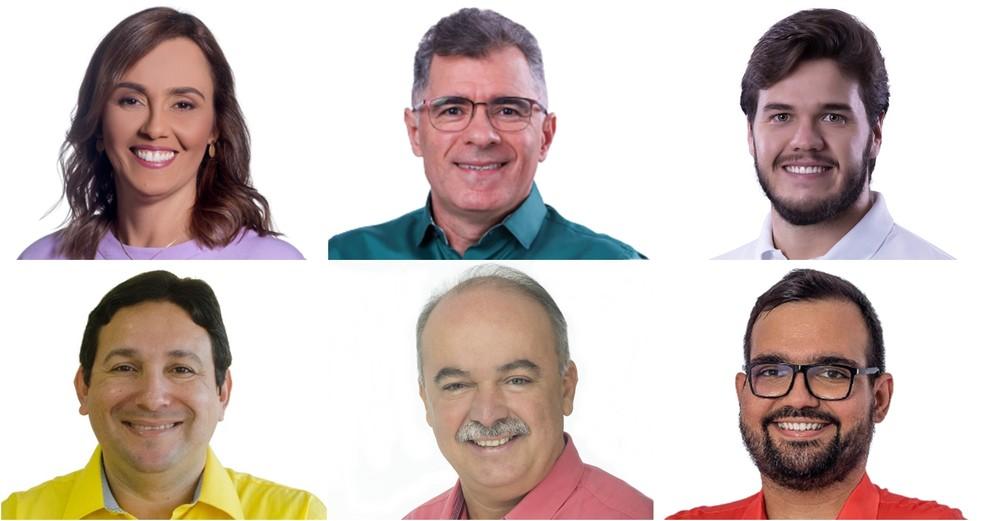 candidatos a prefeito de campina grande em 2020 - Acompanhe agenda dos candidatos a prefeito de Campina Grande nesta segunda-feira (26)
