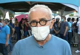 'Vacina não tem passaporte', diz Cícero sobre escolha de imunizante contra covid-19