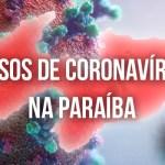 coronavirus - Paraíba registra 1.416 casos e 20 óbitos por covid-19 neste sábado; 17 mortes foram nas últimas 24 horas