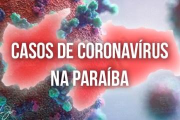BOLETIM EPIDEMIOLÓGICO: Paraíba registra mais de 800 casos e 12 mortes por covid-19 neste domingo