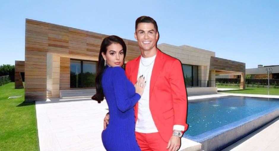 cr7 01 - FUTURO: Cristiano Ronaldo inclui mansão de R$ 45 milhões em testamento para namorada