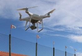 EFETIVO NAS RUAS: drone e agentes da PF participam da segurança das eleições em João Pessoa