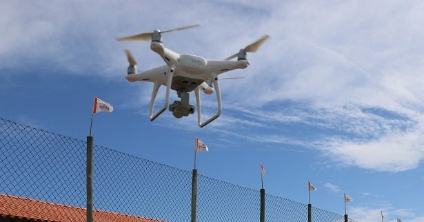 cropped Drones serao usados pela PF - FISCALIZAÇÃO NO AR: PF utilizará drones para combater crimes eleitorais na Paraíba