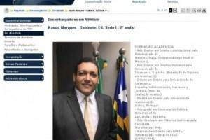 curriculo kassio 300x200 - Currículo de Kassio Marques tem curso de pós-graduação sem confirmação