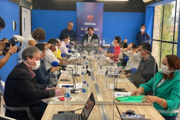 debate santa rita - ACOMPANHE AO VIVO: Rede Arapuan realiza debate entre candidatos a prefeito de Santa Rita