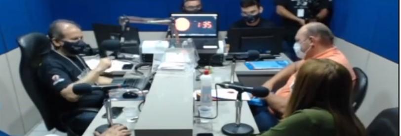 debate - Eleições Cajazeiras: Em debate, Marquinhos Campos afirma que José Aldemir 'implantou sua própria Andaime' - VEJA VÍDEO