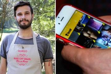 destaque murilobakeoff crime 1 - Murilo Marques é dopado e estuprado após encontro por aplicativo