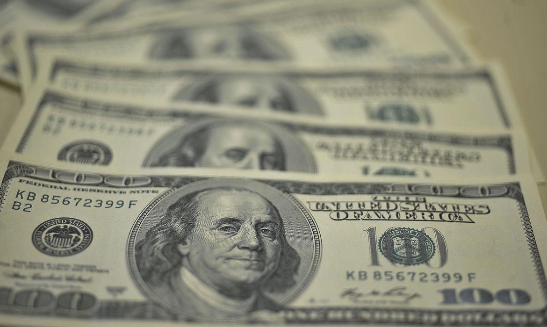 dolar 1 - Dólar volta a subir e renova máxima em quatro meses