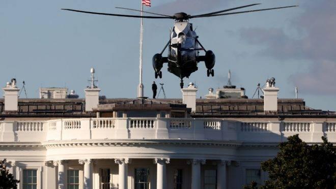 estados unidos casa branca trump covid 660x372 1 - COVID-19: com febre, fadiga e tosse, Trump é levado de helicóptero a hospital dos EUA