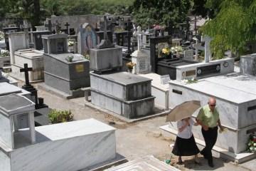 finados - SEM MISSAS NOS CEMITÉRIOS: Arquidiocese publica orientações para o dia de Finados