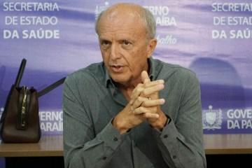 """geraldo medeiros walla santos 03 - Secretário de saúde condena show com aglomeração na Paraíba: """"representa a desobediência civil"""""""