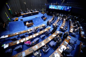 imagem materia - Senado aprova propostas de empréstimos para a saúde e saneamento na Paraíba