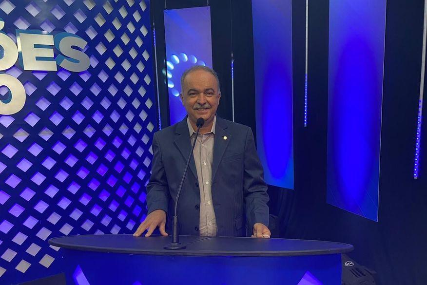 inacio falcao - Inácio Falcão critica proposta de Bruno Cunha Lima de informatizar todos os serviços da Prefeitura de Campina Grande