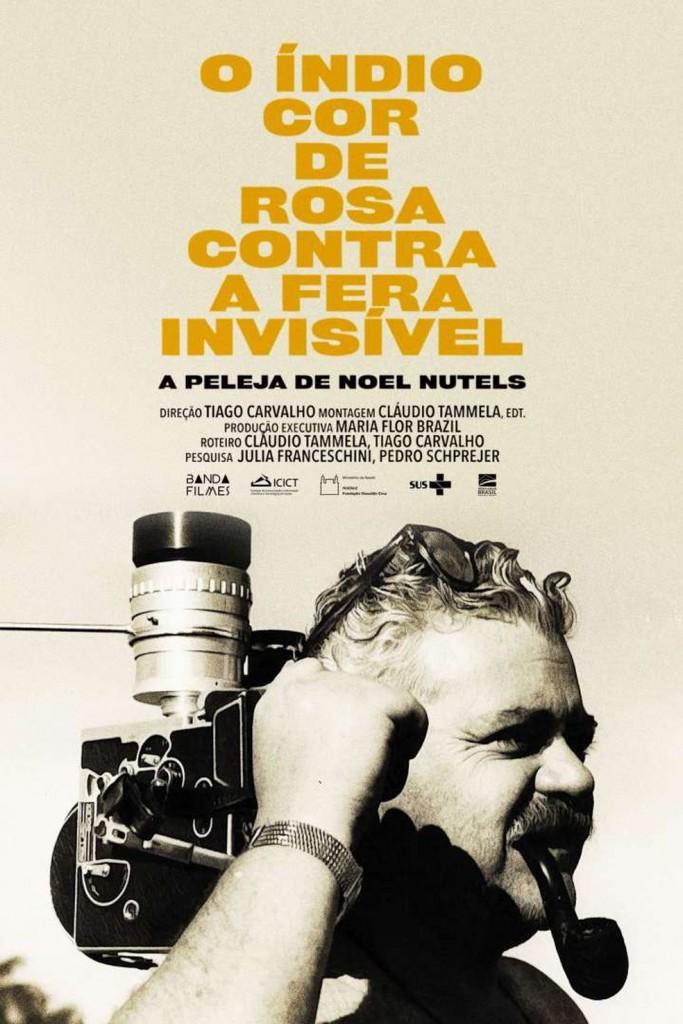 indiocorderosa - Filme brasileiro 'O Índio Cor de Rosa contra a Fera Invisível' leva prêmios e menção especial
