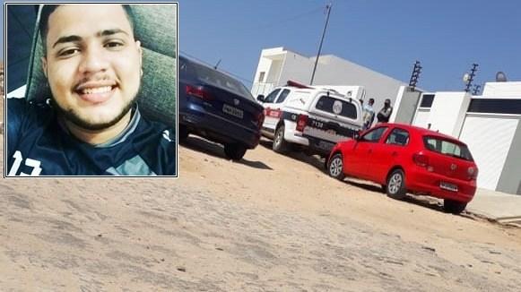 local e foto - Filho de vereador da cidade de Patos é encontrado morto dentro de residência