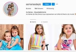 FAMA INSTANTÂNEA: Irmãs de briga em festinha estreiam no Instagram com milhares de seguidores