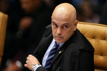 moraes 1 - CPI: ministros do STF mantêm quebra de sigilos de ex-ministros Pazuello e Ernesto Araújo