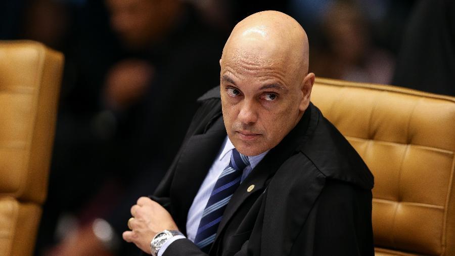 moraes 1 - Moraes é sorteado novo relator do inquérito que apura interferência na PF