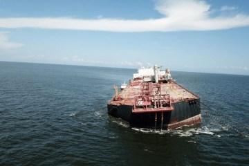 navio2 - ALERTA: navio com mais de 1 milhão de barris de petróleo corre risco de afundar na Venezuela