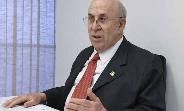 """ney suassuna - Há duas semanas no cargo, Ney Suassuna """"reinaugura"""" pedidos de viagens ao exterior entre senadores"""