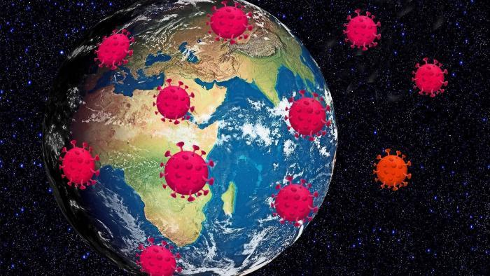 """o novo coronavirus nao veio do espaco 162195 - Cientistas afirmam que """"imunidade de rebanho"""" teria causado 77 milhões de mortes por covid"""