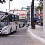 paradas de onibus walla santos4 - Saiba quais ônibus ganham reforço no segundo dia de provas do Enem